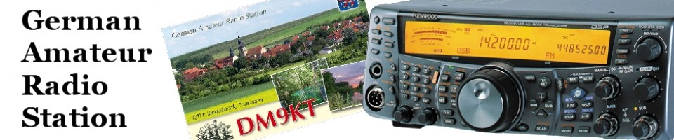 DM9KT - German Amateur Radio Station
